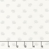Urban Farmhouse Gatherings - Leaf Flower Milk Yardage