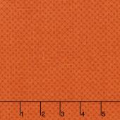 Kisses - Kisses Tone On Tone Color Pumpkin Yardage