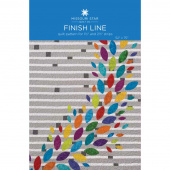 Finish Line Quilt Pattern by Missouri Star