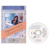 Edge-to-Edge Quilting Expansion Pack 12