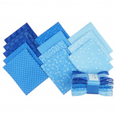 Wilmington Essentials - Blue Ribbon Fat Quarter Gems