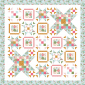 Swinging on a Star Quilt Kit