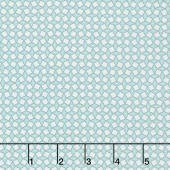 Lottie Ruth - Diamonds Teal Yardage