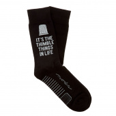 It's the Thimble Things in Life Socks