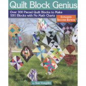 Quilt Block Genius - Expanded Second Edition Book
