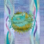 Koo Koo Puff Art Print Panel