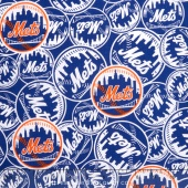 MLB - New York Mets Blue Yardage