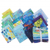 Octopus Garden Digitally Printed Fat Quarter Bundle