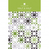 Half & Half Quilt Pattern by Missouri Star