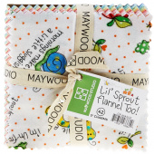 Lil' Sprout Too! Flannel Charm Pack