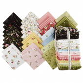 Wild Rose Flannel Fat Quarter Bundle