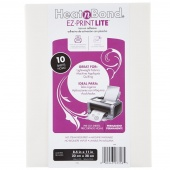 Heat N Bond EZ Print Lite Iron-On Adhesive