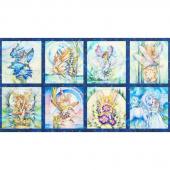Morningmoon Fairies - Fairies Garden Digitally Printed Panel