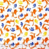 Raining Cats and Dogs - Birdie Orange Yardage