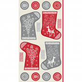 Scandi - Scandi Stockings Multi Panel