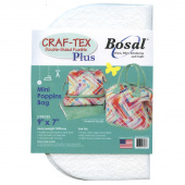 Bosal Mini Poppins Bag Craf-Tex Plus Double-Sided Fusible Stabilizer