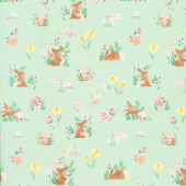 Easter Egg Hunt - Easter Main Mint Yardage