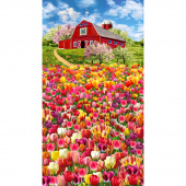 Tulip Farm - Tulip Farm Multi Panel