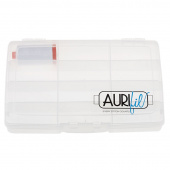 AURI-Case Thread Storage Case with 1 AURIfil Thread Spool