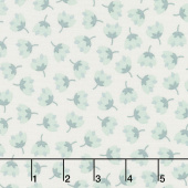Arctic - Flowers Desert Green Yardage