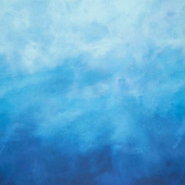Sky - Ombre Azure Digitally Printed Yardage