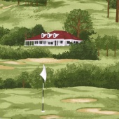 On the Green - Golf Scenic Green Yardage