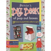 Marisa's Big Book of Pop Out Boxes