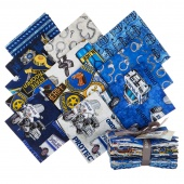 Protect & Serve Fat Quarter Bundle