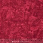 Artisan Batiks Solids - Prisma Dyes Garnet Yardage