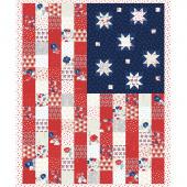 Land of Liberty - Flag Multi Panel