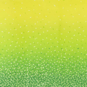 Snippets - Lemon Lime Pearlized Yardage