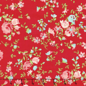 The Elm Park Collection - Lancashire Ruby Yardage