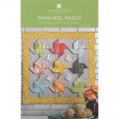 Pinwheel Patch Wall Hanging Pattern by Missouri Star