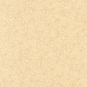 """ForeverMore - Beige Vines 108"""" Wide Backing"""