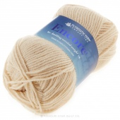 Encore Worsted  Sand Yarn 100g