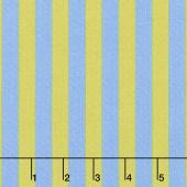 Tula Pink's All Stars - Pom Poms & Stripes Tent Stripe Myrtle Yardage