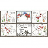 Snow Sweet - Placemat Panel
