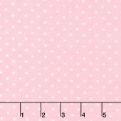 Amberley - Dots Pink Yardage