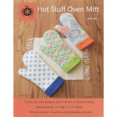 Hot Stuff Oven Mitt Pattern