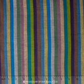 Kaffe Wovens - Narrow Stripe Dusk Yardage