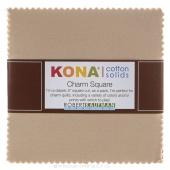 Kona Cotton - Parchment Charm Pack