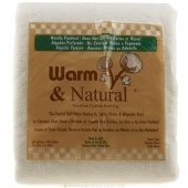 Warm & Natural® Cotton Batting Queen