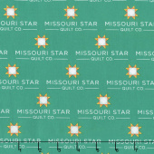 Missouri Star Souvenir Collection - Missouri Star Logo Cypress Yardage