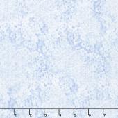 Hydrangea Blue - Petals Light Blue Yardage