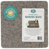 """Wooly Felted Ironing Mat 8 1/2"""" x 8 1/2"""""""