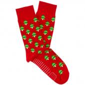 Christmas Trees Socks