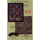 Four Patch Fun Pattern