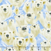 Animals - Selfie Polar Bear Arctic Yardage