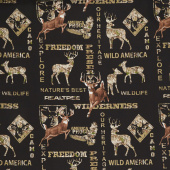 Realtree - Heritage Proud Deer Patch Multi Yardage