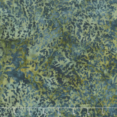 Clockworks Batiks - Coral Smoke Yardage